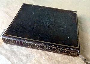 Recueil de Pièces Fugitives Tant en Vers qu'en Prose. Beau recueil manuscrit de 400 pp., ...