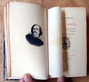 Memoranda.: Barbey D'Aurevilly (Jules).