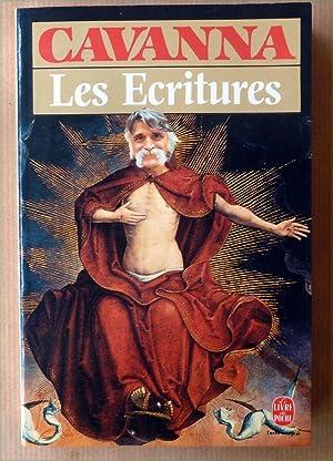 Les Ecritures.: Cavanna