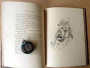 Dans les Nuages; impressions d'une chaise récit recueilli par Sarah Bernhardt.: Sarah-Bernhardt...