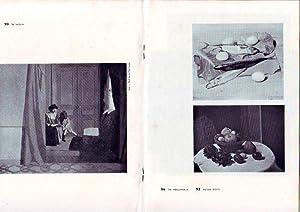 Vallotton. Rétrospective. Palais des Beaux Arts, Bruxelles, 1954. Catalogue de l'Exposition.: ...