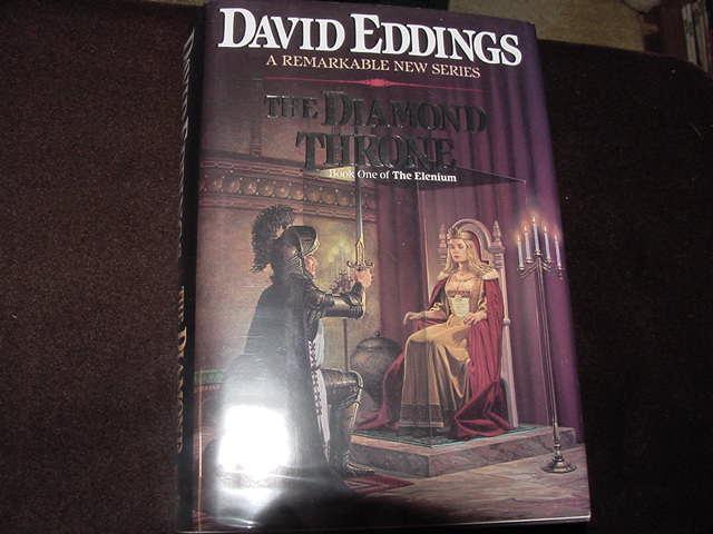 The Diamond Throne (The Elenium Ser., Bk. 1): Eddings, David