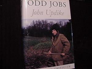 Odd Jobs: Essays and Criticism: Updike, John