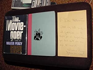 The Moviegoer (Plus SIGNED LETTER)