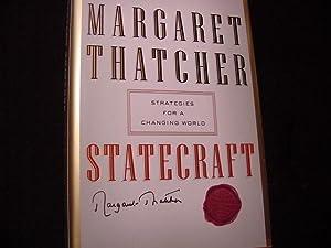 Statecraft : Strategies for a Changing World: Thatcher, Margaret