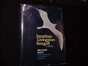 Jonathan Livingston Seagull (SIGNED Plus SIGNED MOVIE: Bach, Richard