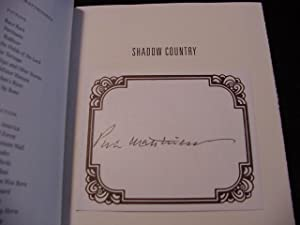 Shadow Country: Matthiessen, Peter