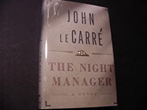 The Night Manager (SIGNED Plus TV MOVIE SIGNED ITEMS): Le Carre, John