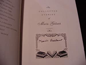 The Collected Stories of Mavis Gallant: Gallant, Mavis
