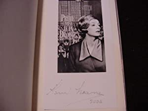 The Prime of Miss Jean Brodie (SIGNED PLUS SIGNED MOVIE TIE-INS- Plus NEW YORKER MAGAZINE): Spark, ...