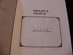 Smiley's People (SIGNED Plus SIGNED MOVIE TIE-INS): Le Carre, John