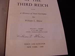 The Rise and Fall of the Third Reich: A History of Germany: Shirer, William L.