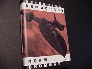 Deterring Democracy: Chomsky, Noam