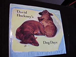 David Hockney's Dog Days: Hockney, David