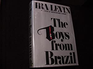 The Boys from Brazil (SIGNED Plus SIGNED MOVIE TIE-INS): Levin, Ira