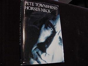 Horse's Neck: Townshend, Pete