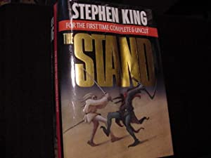The Stand : The Complete and Uncut Edition (SIGNED Plus SIGNED MOVIE TIE-INS): King, Stephen