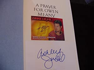 A Prayer for Owen Meany (SIGNED Plus MOVIE TIE-INS): Irving, John