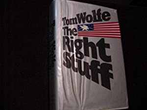 The Right Stuff (SIGNED Plus SIGNED MOVIE: Wolfe, Tom; John