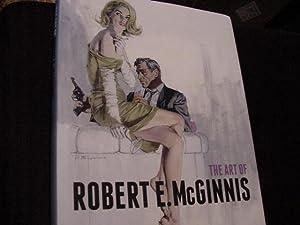 The Art of Robert E McGinnis: McGinnis, Robert E.; Scott, Art