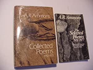 Collected Poems, 1951-1971: Ammons, A. R.