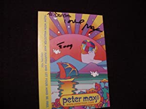 SIGNED CARD: Max, Peter