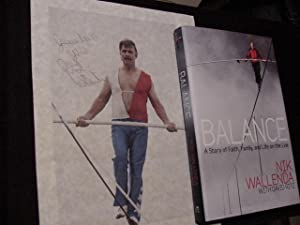 Balance: A Story of Faith, Family, and Life on the Line: Wallenda, Nik