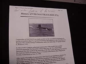 SIGNED SHEET: Anderson, William Commander (1921-2007)-