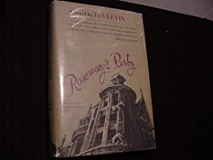 Rosemary's Baby (SIGNED Plus SIGNED MOVIE TIE-IN: Levin, Ira