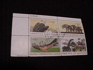 AUTOGRAPH (Postal Stamp Block): Truman, Harry S.