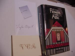 Flowers in the Attic ( Plus AUTHOR SIGNED NOTE and SIGNED MOVIE TIE-INS): Andrews, V. C.