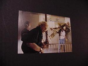 SIGNED PHOTO-CARD: Fuller, Samuel (1912-1997)