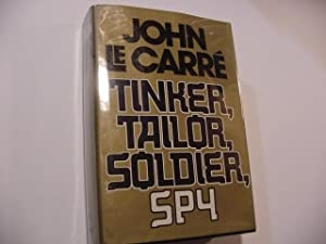 Tinker, Tailor, Soldier, Spy (SIGNED Plus SIGNED MOVIE TIE-INS): Le Carre, John