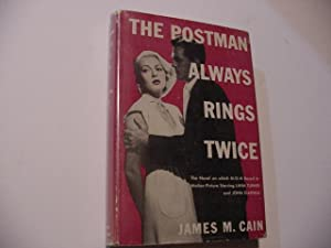 The Postman Always Rings Twice (SIGNED Plus: Cain, James M.