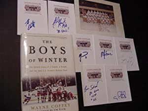 The Boys of Winter: The Untold Story of a Coach, a Dream, and the 1980 U.S. Olympic Hockey Team (...