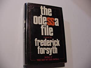 The Odessa File (SIGNED Plus SIGNED MOVIE TIE-INS): Forsyth, Frederick