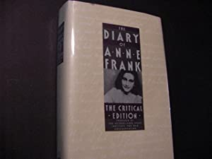 The Diary of Anne Frank: The Critical: Frank, Anne; David