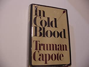 In Cold Blood (SIGNED Plus SIGNED MOVIE: Capote, Truman