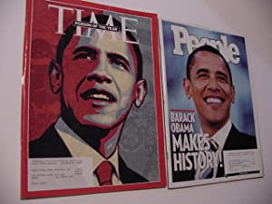 TIME MAGAZINE- Person Of The Year Issue- Barack Obama -December 29, 2009: Time Magazine (Barack ...