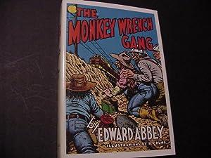 The Monkey Wrench Gang: Abbey, Edward