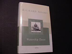 Watership Down (Scribner Classics): Adams, Richard