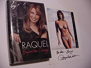 Raquel: Beyond the Cleavage (Plus SIGNED PHOTO): Welch, Raquel