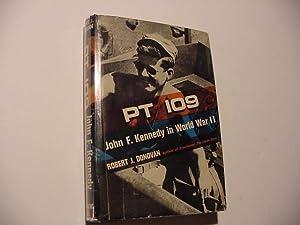 PT-109 (SIGNED Plus SIGNED FILM TIE-INS): Donovan, Robert J.