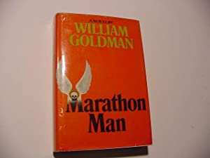 Marathon Man (SIGNED Plus SIGNED MOVIE TIE-INS): Goldman, William