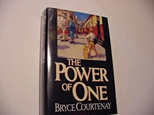 The Power Of One (SIGNED Plus SIGNED: Courtenay, Bryce