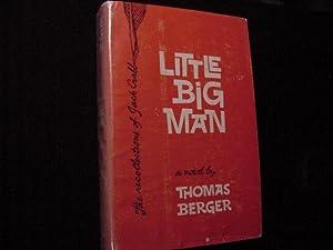 Little Big Man (SIGNED Plus SIGNED MOVIE: Berger, Thomas