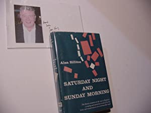 Saturday Night and Sunday Morning (SIGNED Plus: Sillitoe, Alan