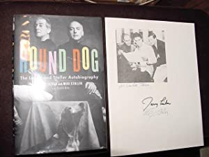 Hound Dog: The Leiber and Stoller Autobiography: Leiber, Jerry; Ritz, David; Stoller, Mike