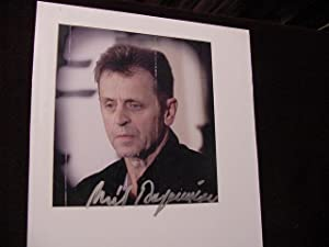 SIGNED PHOTO: Baryshnikov, Mikhail