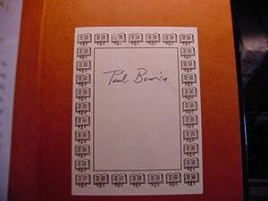 Days- Tangier Journal 1987-1989: Bowles, Paul